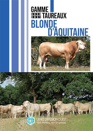 Classification Blonde d'Aquitaine 2020-2021